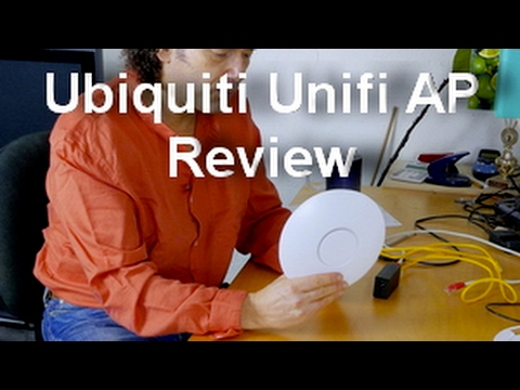 ubiquiti unifi review – wireless access point