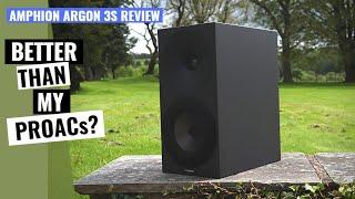 Amphion Argon 3S Speaker Review