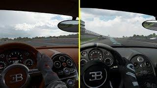Gran Turismo Sport vs Forza Motorsport 7 Graphics Comparison