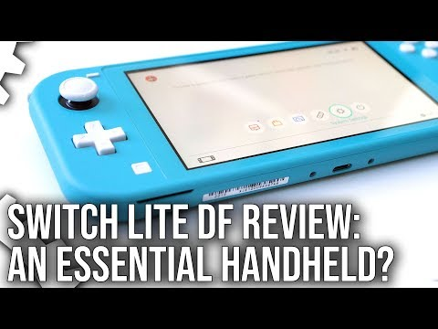Nintendo Switch Lite Review: The Essential Handheld Console?