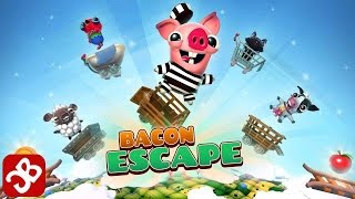 Bacon Escape - iOS/Android - Gameplay Video
