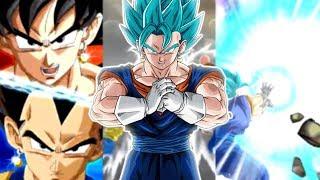 NEW VEGITO BLUE SUMMON ANIMATION! HUGE DOKKAN UPDATE & SUMMONS! Dragon Ball Z Dokkan Battle