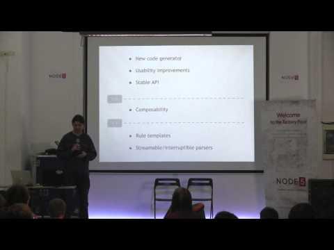 , title : 'David Majda - Easy parsing with PEG.js