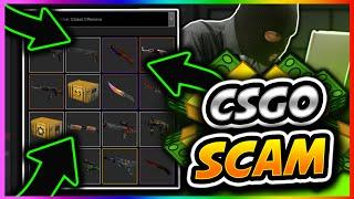 csgo scam the craziest scam in csgo history cs go scams top