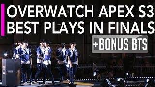Overwatch | Best Plays of Lunatic-Hai vs Kongdoo Panthera | OGN APEX S3 Highlights