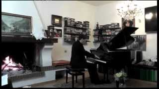 preview picture of video 'Chopin Ballata op 47 Emanuele Salinas'