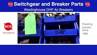 Westinghouse DHP Breaker Parts