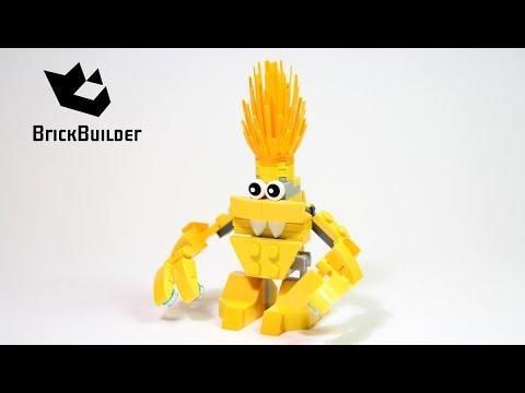 Vidéo LEGO Mixels 41508 : Volectro