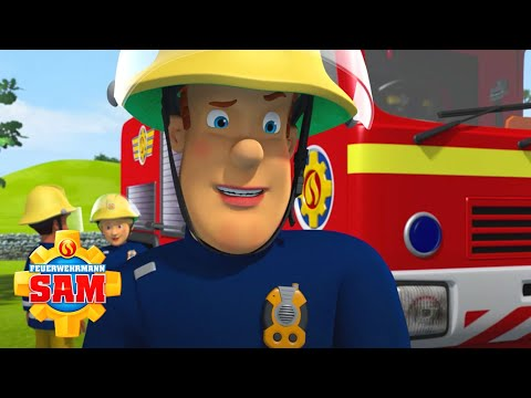 Hier kommt Feuerwehrmann Sam! | NEUE Folgen | Feuerwehrmann Sam | Cartoons für Kinder