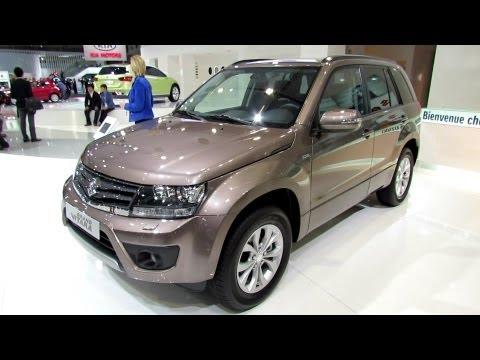 Suzuki  Grand Vitara Внедорожник класса J - рекламное видео 1