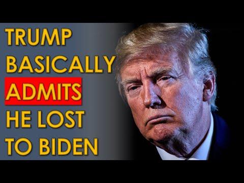 Trump ADMITS DEFEAT By allowing GSA Emily Murphy to start Joe Biden Transition