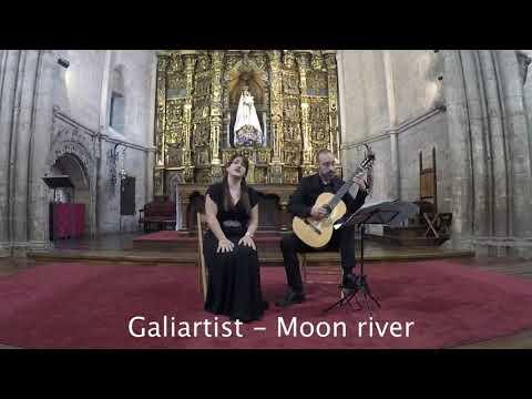 Moon river-Soprano y guitarra