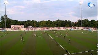 Новгородский «Электрон» гарантировал себе 3-е место в Первенстве России среди команд дивизиона «Северо-Запад»