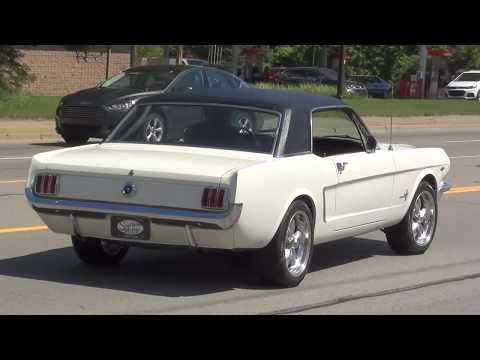 Video of '65 Mustang - QT0H