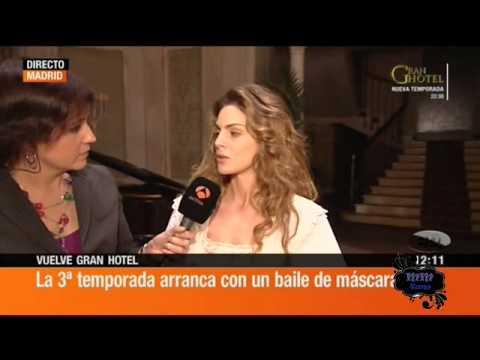 Yon Gonzalez y Amaia Salamanca en Espejo Público