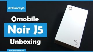 Qmobile Noir J5 Unboxing