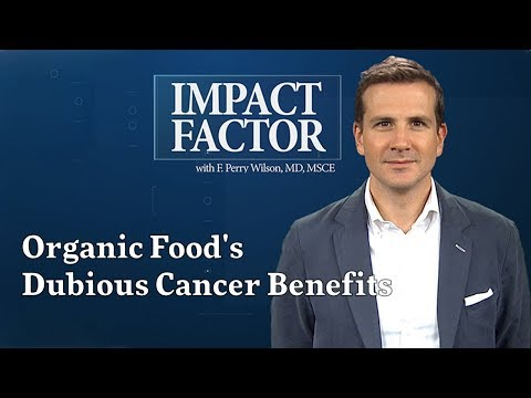 Organic Food's Dubious Cancer Benefits