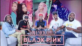 BLACKPINK – 'Lovesick Girls' M/V REACTION/REVIEW