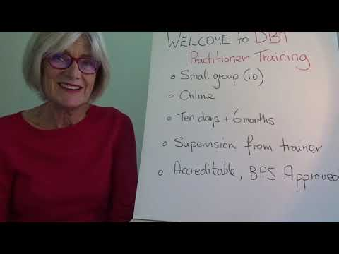 Welcome to DBT training - YouTube