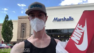 Marshalls Is BACK OPEN During Coronavirus! (FOUND $140 AIR MAX FOR $14!)