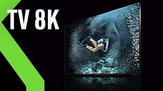 Teles 8k, por qué llegan si no hay contenido 8K
