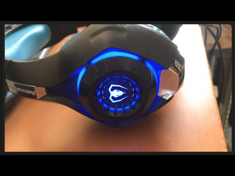 Beexcellent GM-1 Headset Review and Instructions!