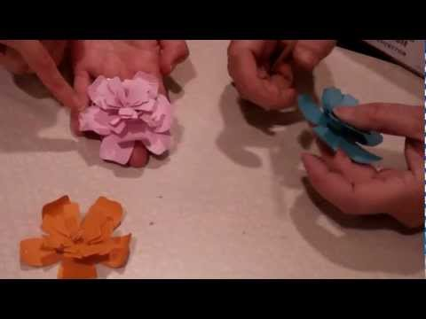 Trinity's Flower Tutorial by Eileen Hull