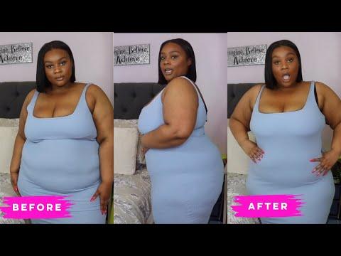 16 pierdere în greutate înainte și după