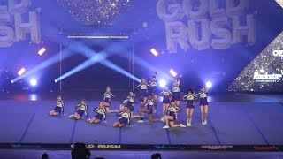 Express Cheer Exalted The Open Championships Gold Rush 2021 Day 1