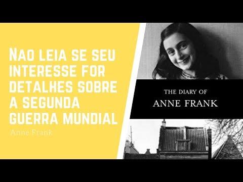 O Diario de Anne Frank - Resenha