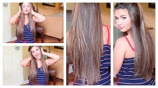 12 Tips on Growing Long & Healthy Hair Fast!