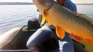 Рыбалка в горном балыклее волгоградской области