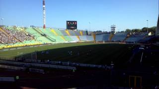 preview picture of video 'Udinese - Bologna 2:0, punizione di Di Natale'