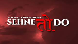NOTREAL - SEHNE TO DO (prod. @Paionthebeat) - YouTube