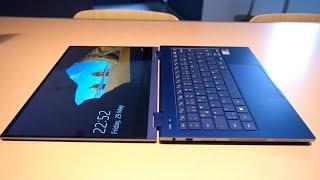 Samsung Galaxy Book Flex - Samsungs Notebook-Rückkehr