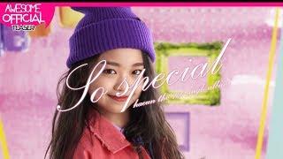 """나하은 (Na Haeun) - """"So Special"""" M/V Teaser"""