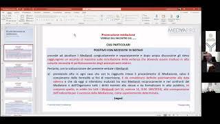 Anteprima video Parte I - Il ruolo del notaio in mediazione. Intervento avv. Giuseppe Ruotolo