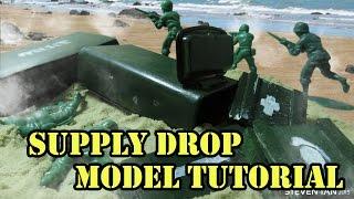 Army Men Supply Drop Tutorial