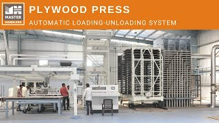 Shuttering Ply – Automatic Loading/Unloading System