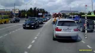 Водитель BMW X5 - Преступление и Наказание