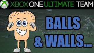 BALL & WALLS.... - Madden 15 Ultimate Team Pack Opening: Frozen Game Changer Bundle