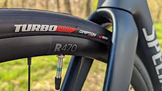 Finally the Specialized Turbo Pro in a 700x28c W/ Actual Width and Weight