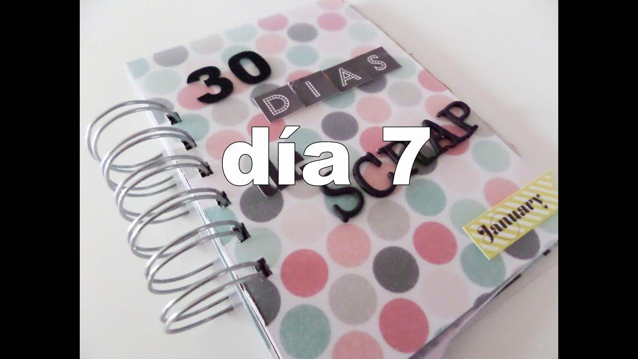 30 días de scrapbooking. 7D ENE2014