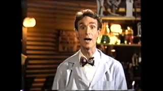 Disney Presents Bill Nye the Science Guy (1993) Promo (VHS Capture)