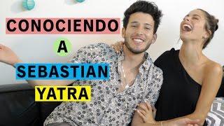 Conociendo A SebastiÁn Yatra L #yanohaynadiequenospare   Tini