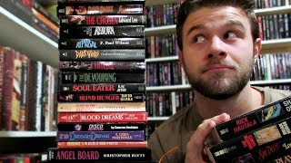 ANOTHER HORROR PAPERBACK HAUL (& Some Newer Horror Books)