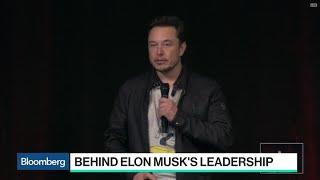 Behind Elon Musk's Leadership at Tesla