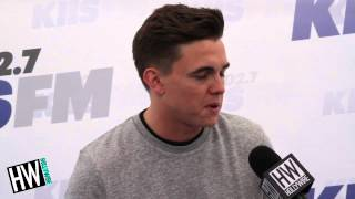 Джесси МакКартни, Jesse McCartney Talks Music & More with Hollywire