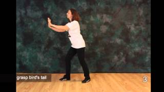 Tai Chi - The First Moves (1, 2, 3) - Free Tai Chi Online Lessons