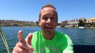 Pond Monster Pedal Boat Chase!!!